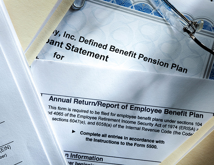 Pension-Benefits